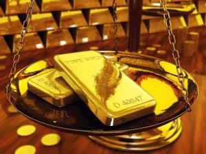El oro sube constantemente a los máximos de la sesión, por encima del nivel de $ 1335